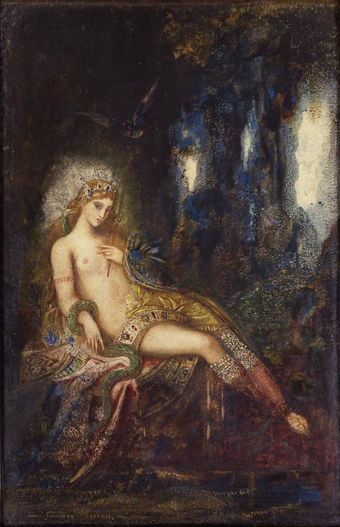 ギュスターヴ・モローの画像 p1_34