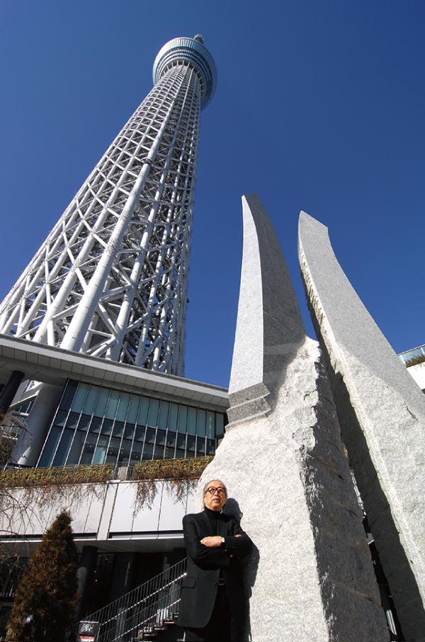 作家プロフィール | 澄川喜一 そりとむくり | 横浜美術館