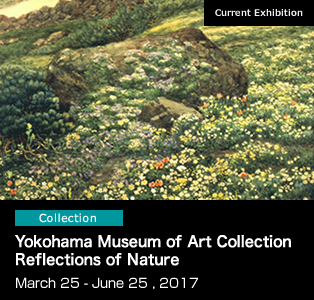Yokohama Museum of Art Collection March 25-June 25, 2017: Reflections of Nature