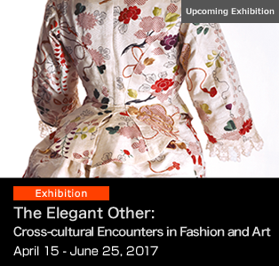 The Elegant Other: Cross-cultural Encounters in Fashion and Art